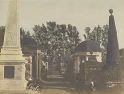 Cemetry [sic], Calcutta 247242